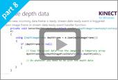 如何获取深度数据