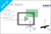 Color 16-数据流同步及坐标系变换简介