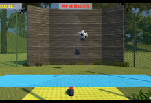 [转]Kinect踢足球游戏教程Wall Ball For Kinect Tutorial-小明